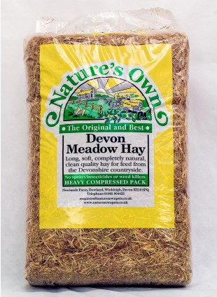 Premium Devon Meadow Hay for Rabbits & Guinea Pigs